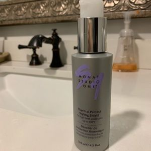 Monat Thermal protectant styling cream